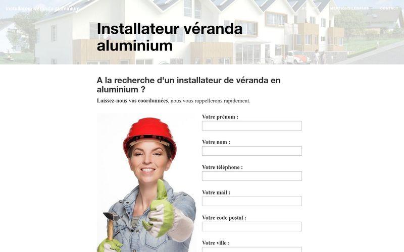 Installateur de véranda en aluminium, un vrai savoir-faire